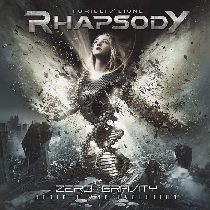 TURILLI / LIONE RHAPSODY Zero Gravity (Rebirth and Evolution)