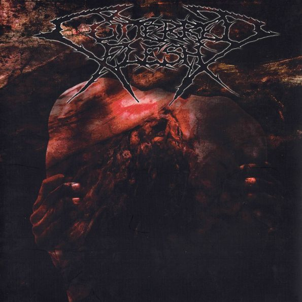 CUTTERRED FLESH split s Smashed Face (7'')