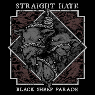 STRAIGHT HATE Black Sheep Parade