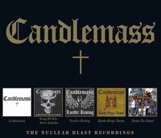 CANDLEMASS The Nuclear Blast Recordings